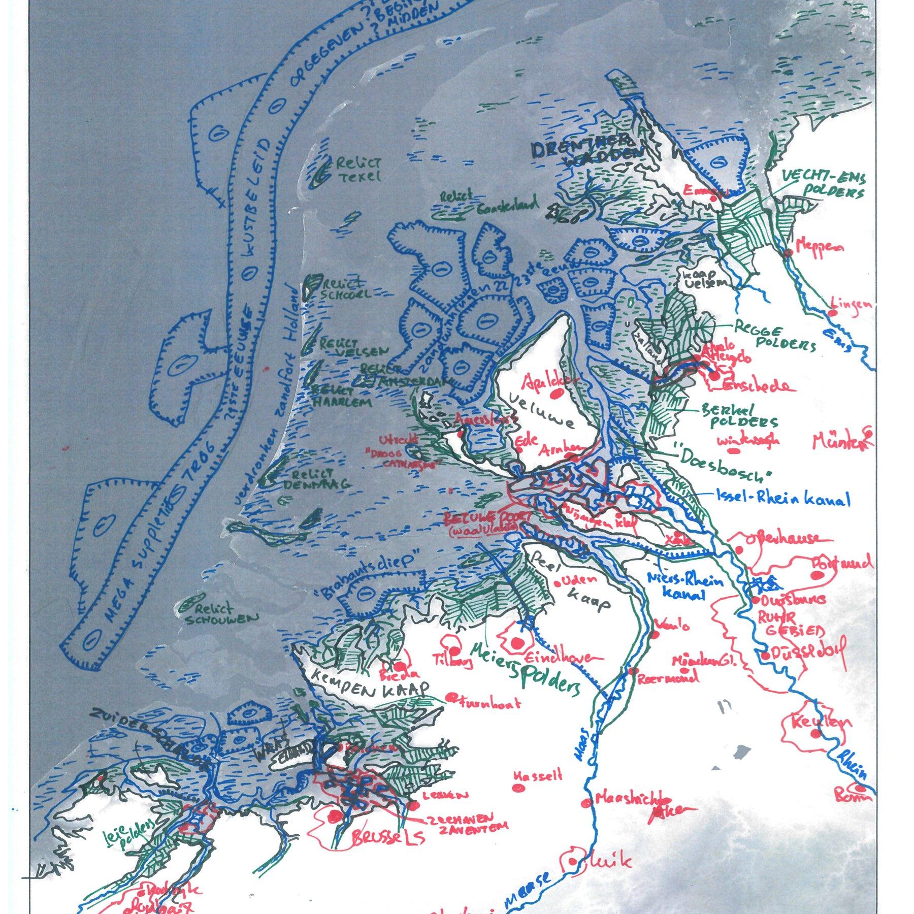 Netherlands in 2300